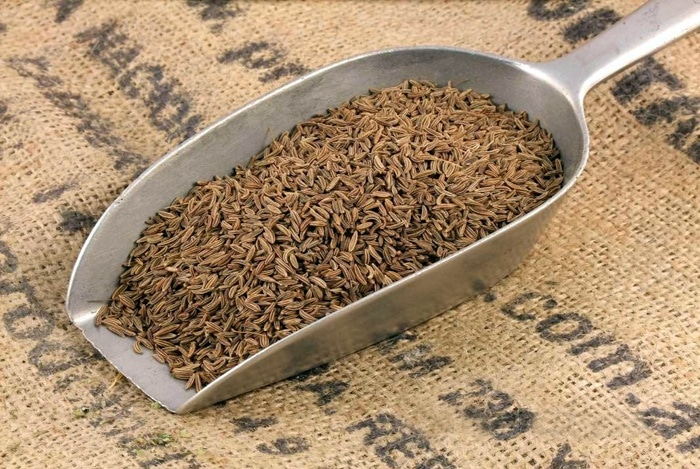 home remedies for bloated stomach Caraway Seeds