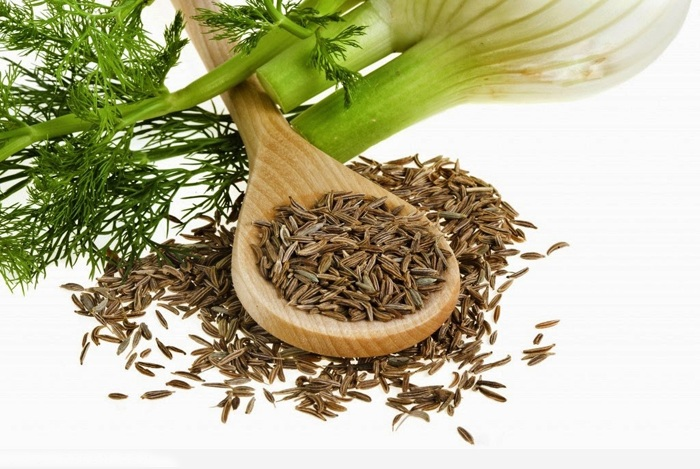 home remedies for bloated stomach Fennel Seeds