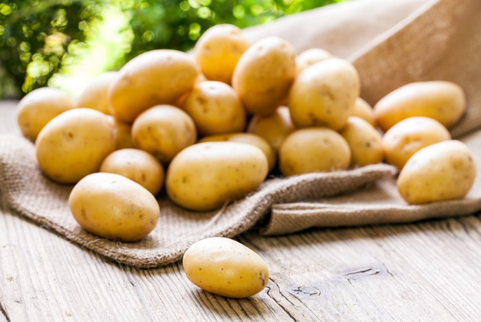 home remedies for calluses Potatoes