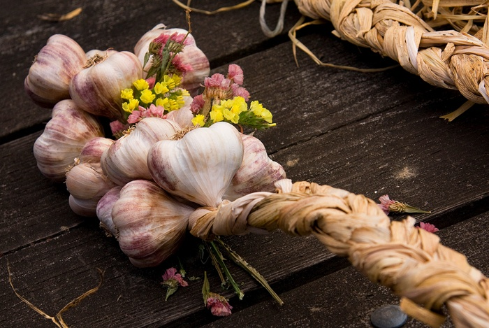 home remedies for calluses garlic