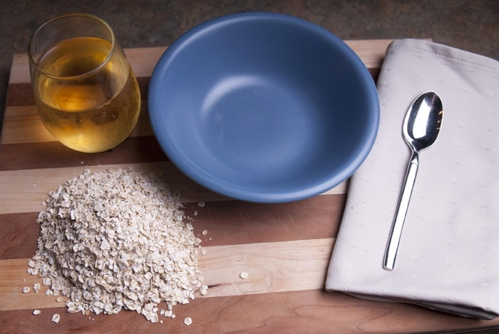 home remedies for calluses oatmeal