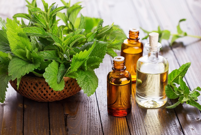 home remedies for calluses peppermint
