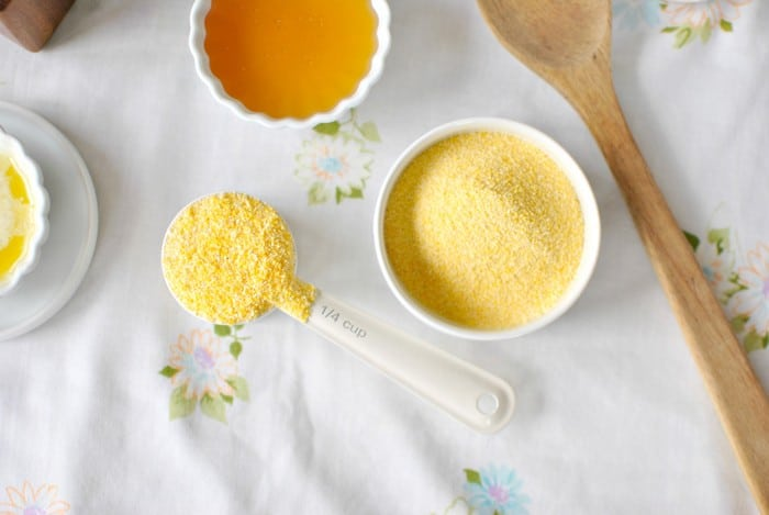 home remedies for cracked hands cornmeal