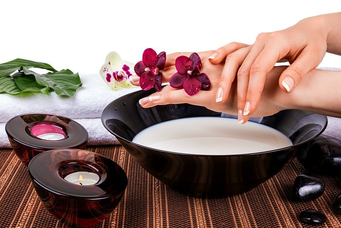 home remedies for cracked hands milk and honey