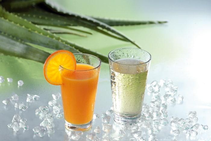 home remedies for heartburn Aloe Vera Juice