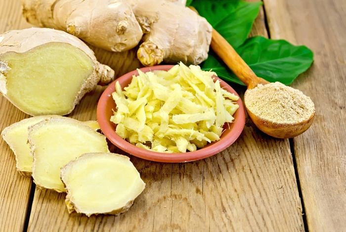 home remedies for heartburn Ginger