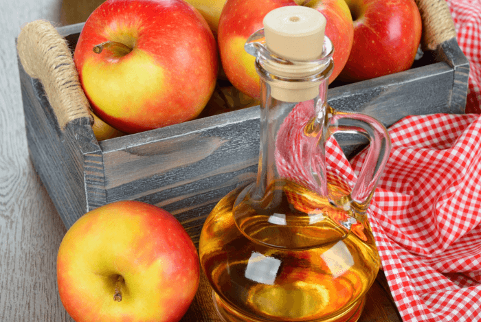 home remedies for heartburn Vinegar