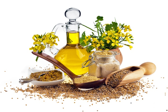 home remedies for hoarseness Garlic And Mustard Oil
