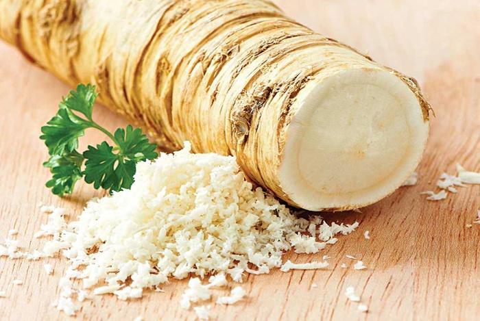 home remedies for hoarseness Horseradish