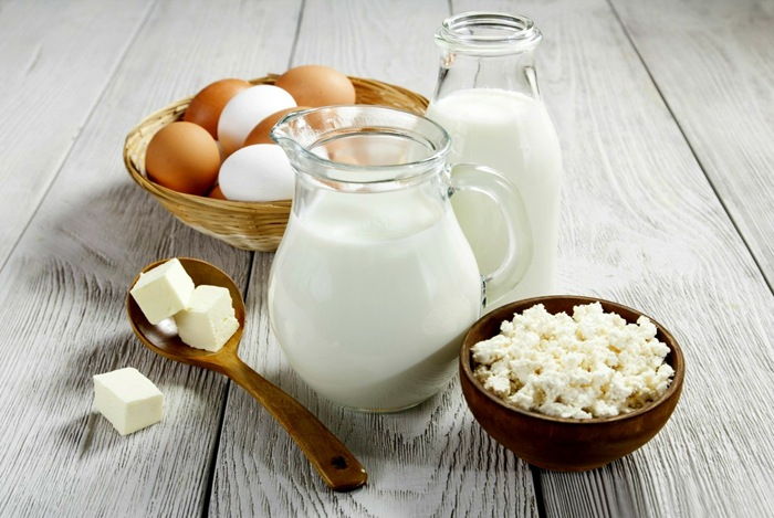 home remedies for hoarseness Milk And Egg