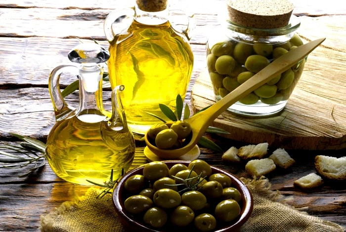 home remedies for hoarseness Olive Oil