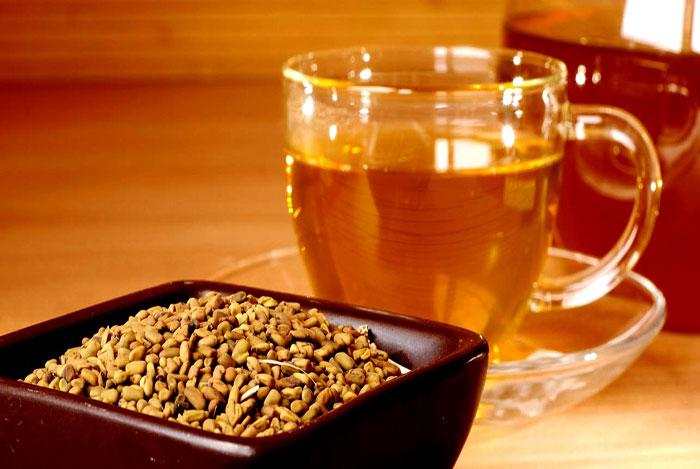 home remedies for peptic ulcer Fenugreek