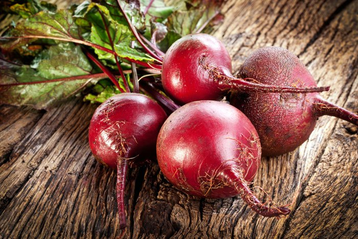 home remedies for peptic ulcer Raw Beetroots
