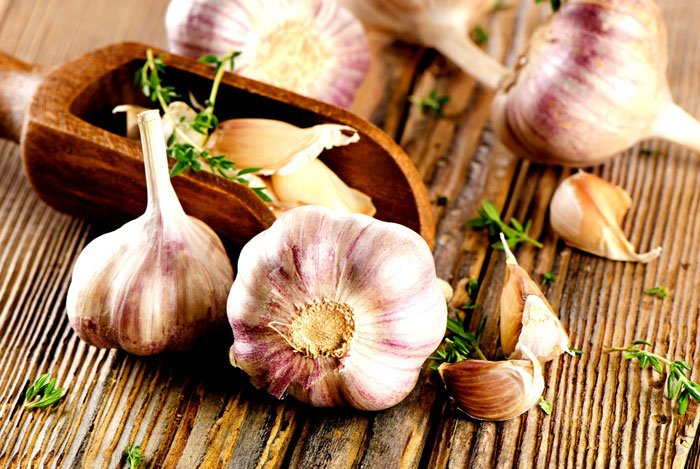 home remedies for peptic ulcer garlic