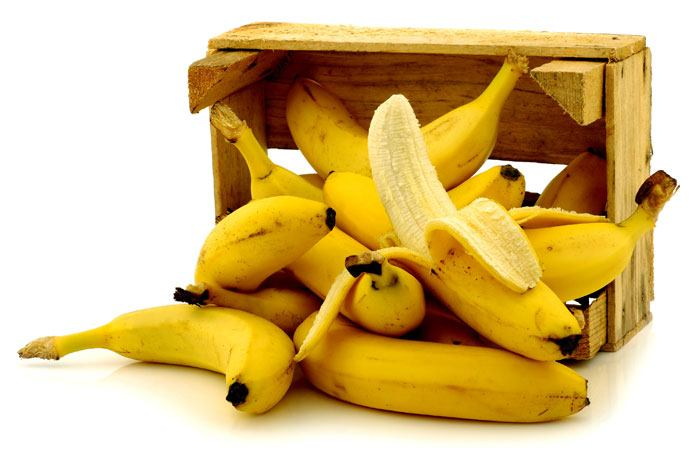 home remedies for pimples Banana Peel