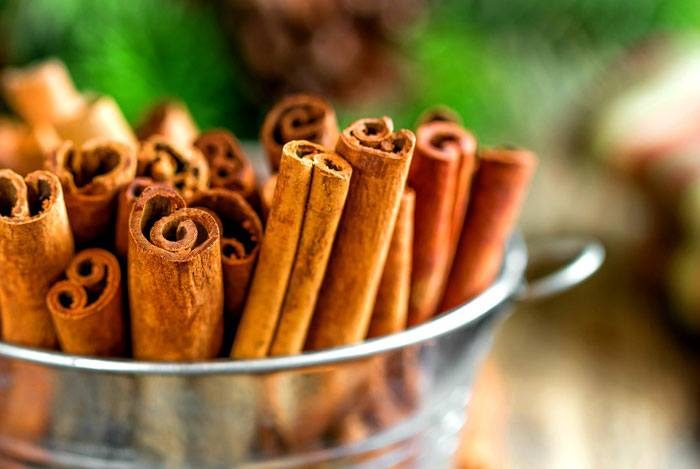 home remedies for pimples Cinnamon Pack