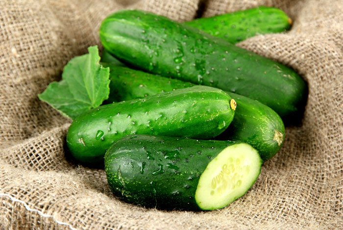 home remedies for pimples Cucumber