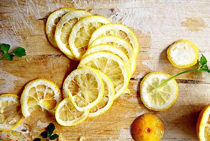 home remedies for pimples lemon