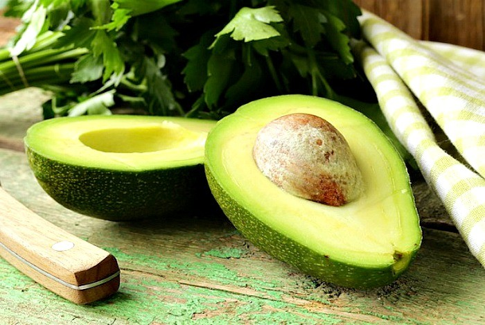 home remedies for shiny hair Avocados