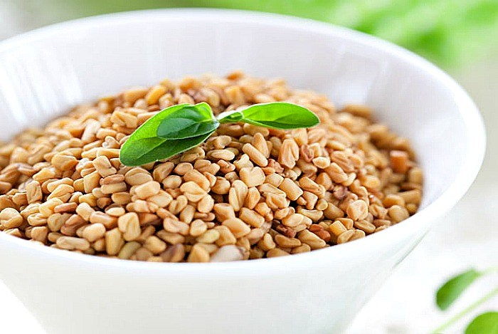 home remedies for shiny hair Fenugreek Seeds