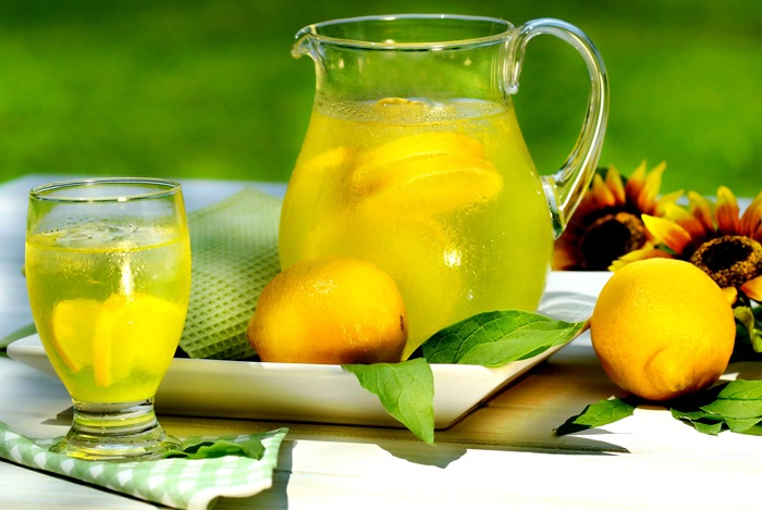 home remedies for shiny hair Lemon Juice and Vinegar