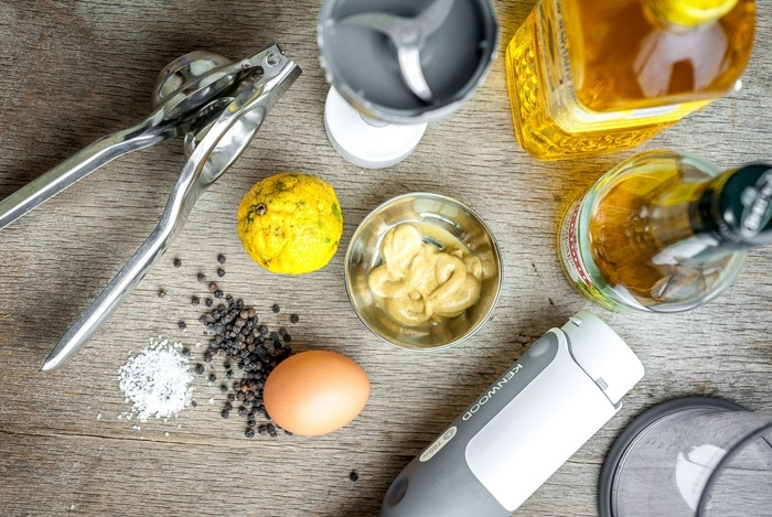 home remedies for shiny hair Mayonnaise