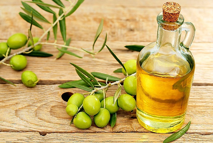 home remedies for shiny hair Olive Oil