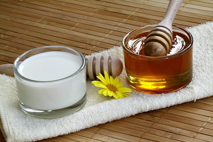 home remedies for shiny hair Milk And Honey