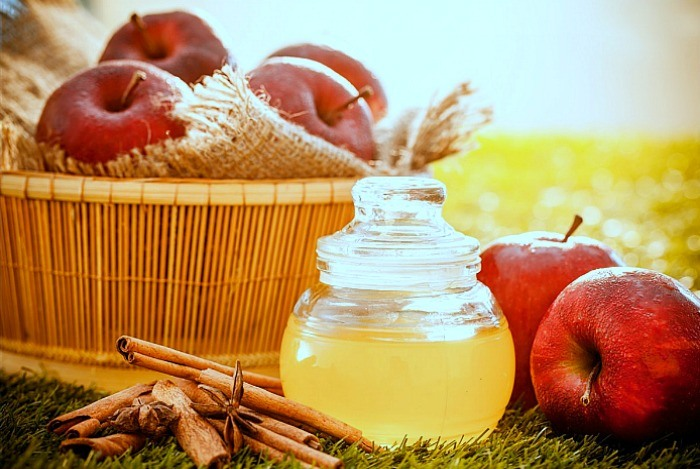 home remedies for sore throat Apple cider vinegar