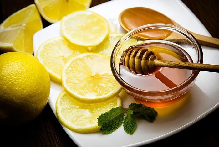 home remedies for sore throat lemon