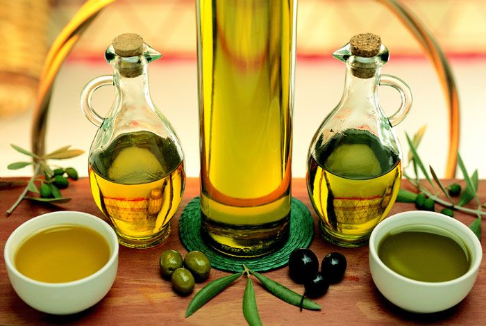 home remedies for dandruff Olive Oil