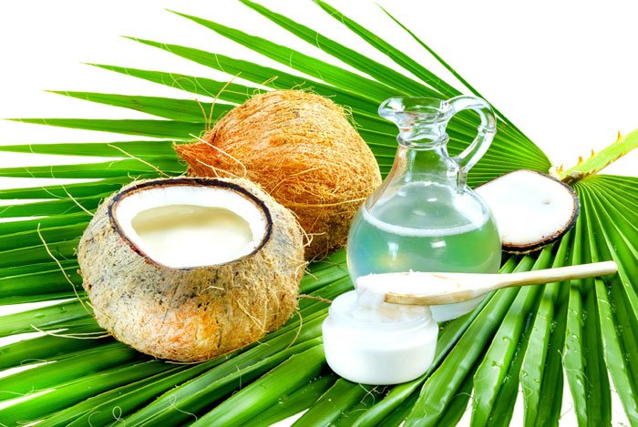 home remedies for dandruff coconut oil