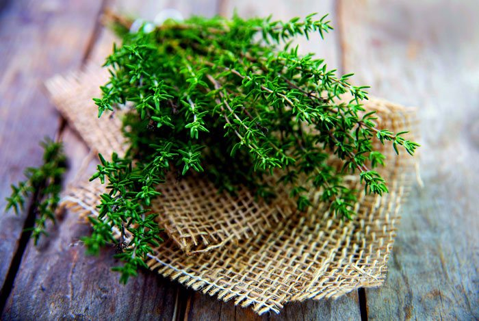 home remedies for dandruff thyme