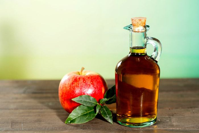home remedies for pink eye Apple Cider Vinegar