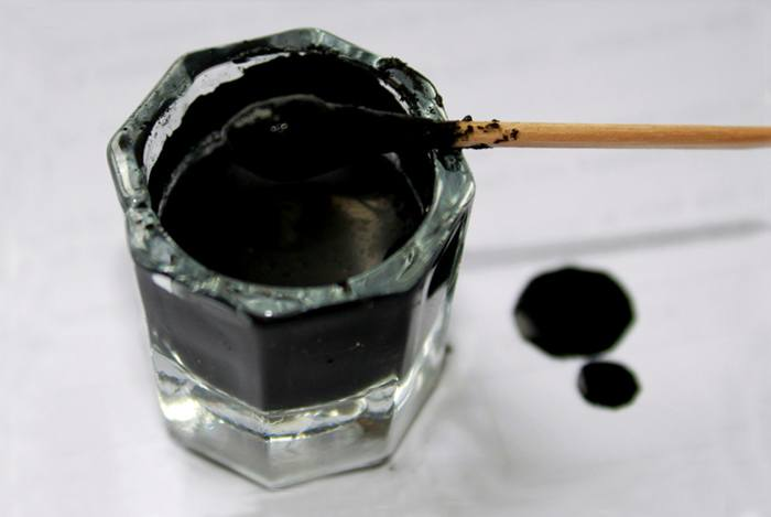 home remedies for pink eye Charcoal Dust
