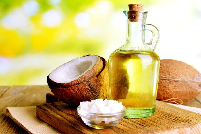 home remedies for pink eye Coconut Oil