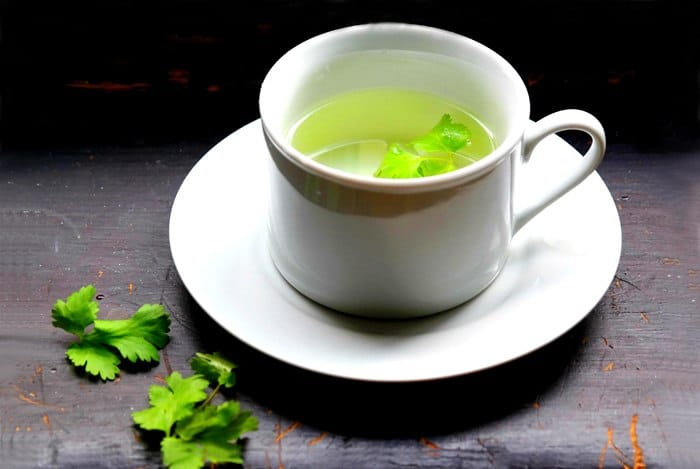 home remedies for pink eye Coriander Leaves
