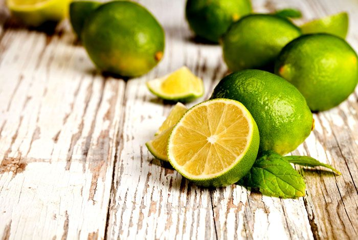 home remedies for pink eye Fresh Lime