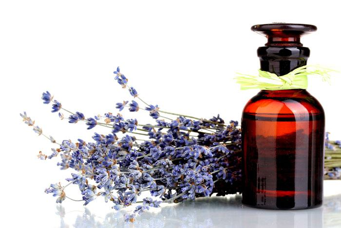 home remedies for pink eye Lavender Compress