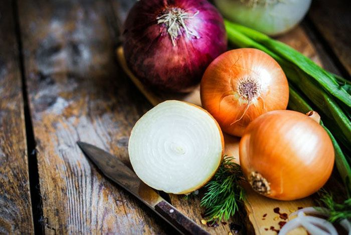 home remedies for pink eye OnionJuice