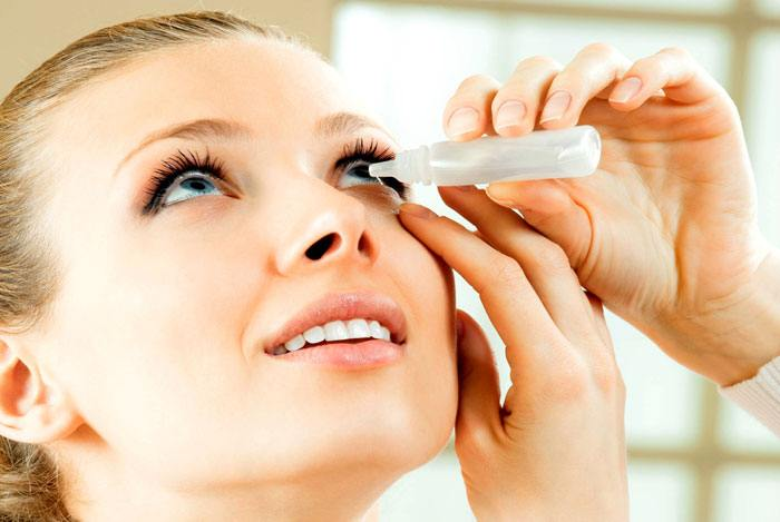 home remedies for pink eye Saline Solution