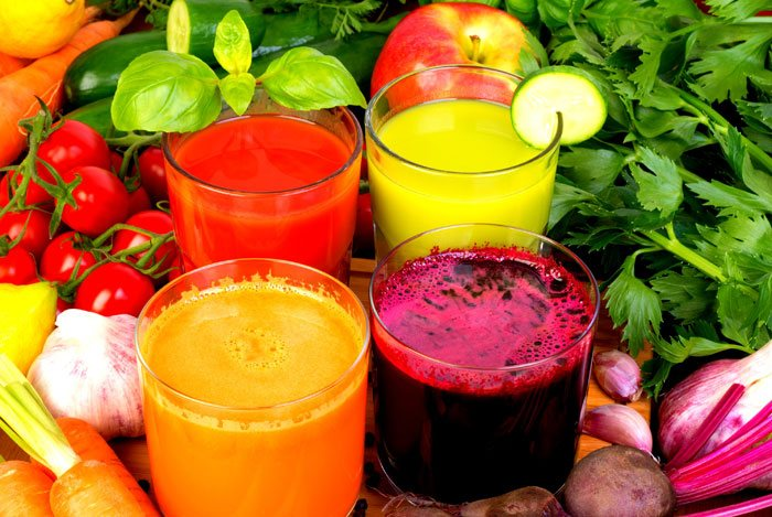 home remedies for pink eye Vegetable Juices