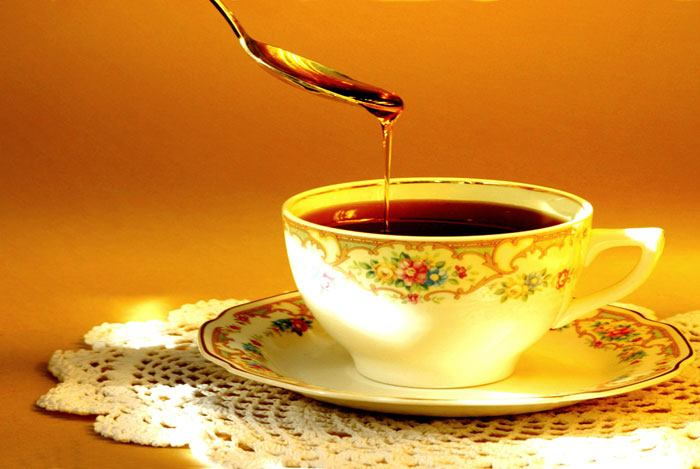 home remedies for swollen lymph nodes Honey And Tea