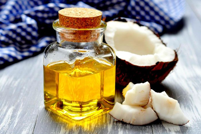 home remedies for yeast infection Coconut Oil