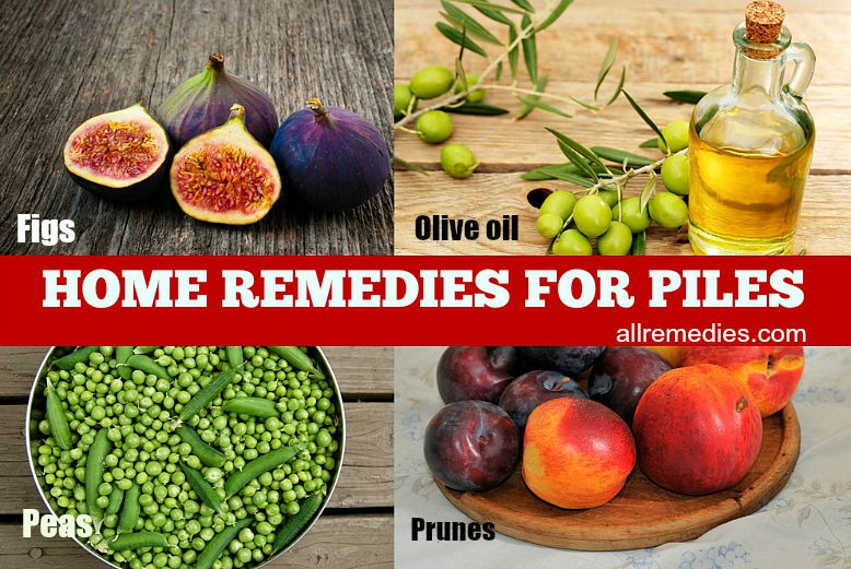 41 Best Home Remedies for Piles Pain Relief