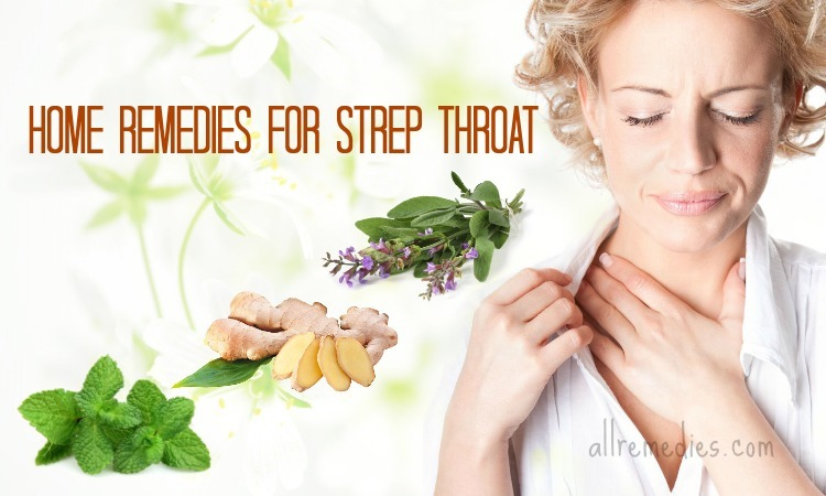 23 Natural Home Remedies For Strep Throat Pain Relief In Adults