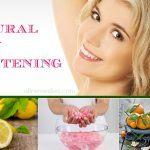 natural skin tightening