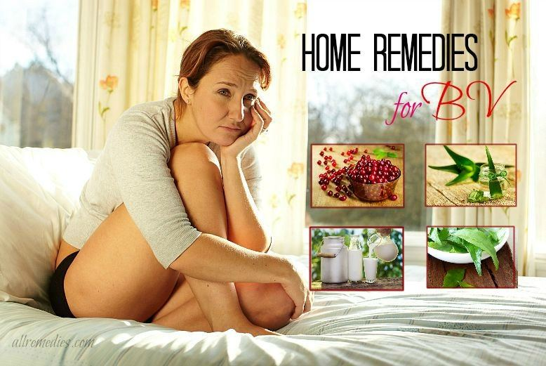 home remedies for BV