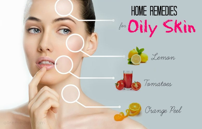 How To Reduce Oily Skin On Face Naturally