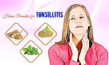 home remedies for tonsillitis